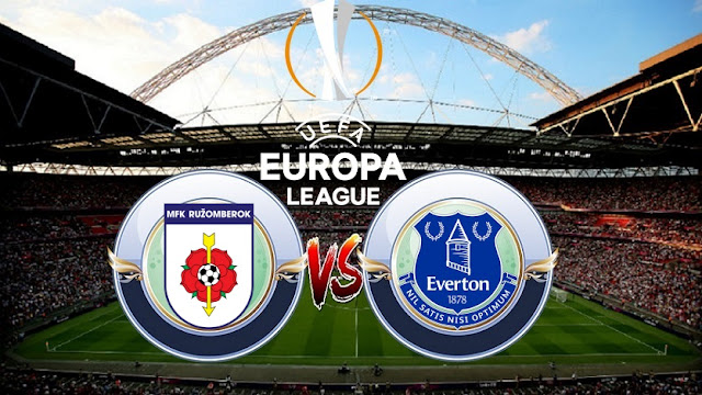 Prediksi Ruzomberok vs Everton