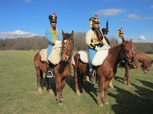 Escorte du 5e Hussards