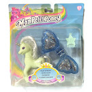 My Little Pony Silver Glow Unicorn Ponies with Magic Wings G2 Pony