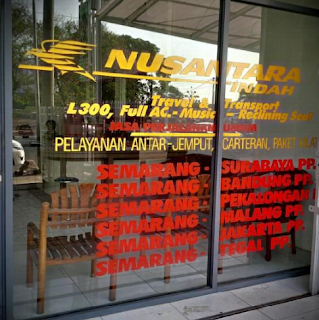 Travel Semarang Pekalongan