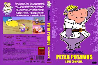 Peter Potamus e Tico Mico