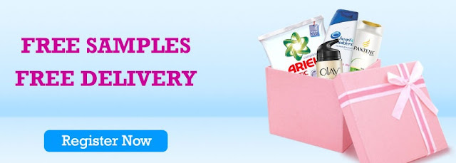Get Free Samples with Free Shipping of Worth Rs.200+