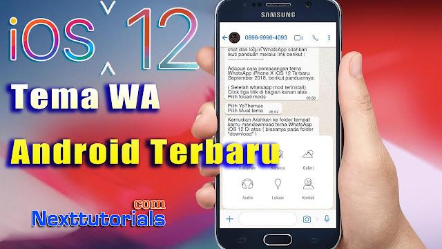 download whatsapp mod terbaru untuk android