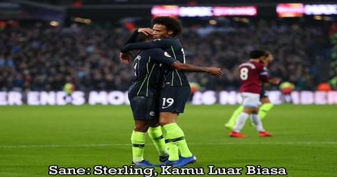 Sane: Sterling, Kamu Luar Biasa