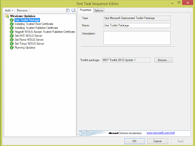 Windows Updates during SCCM OSD from Replica WSUS Servers 4