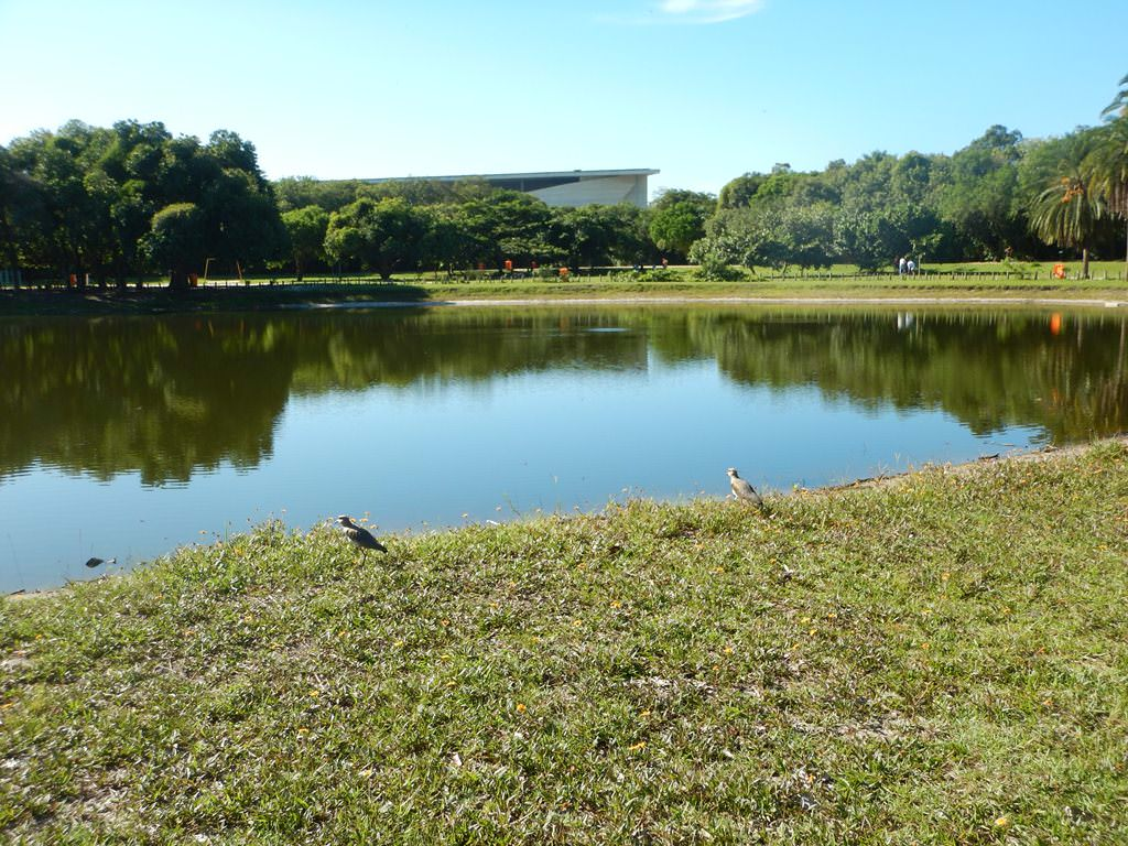 Lago do Bosque da Barra
