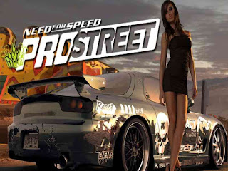 Need For Speed ProStreet Game Free Download
