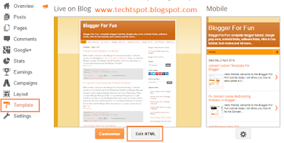 Add Related Posts Widget To Blog1