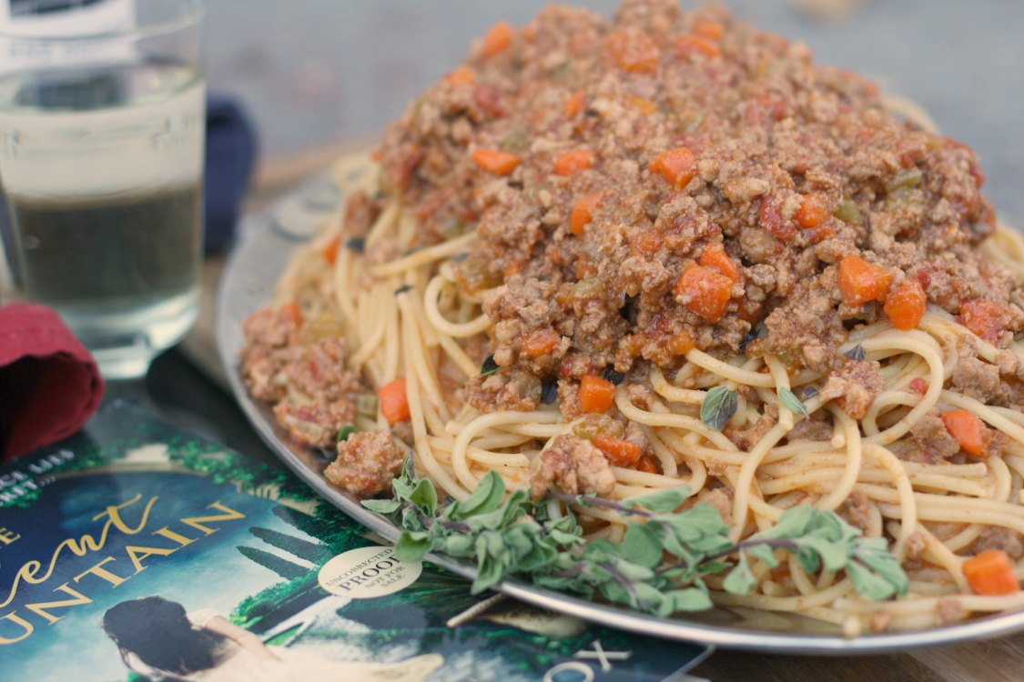 Spaghetti Bolognese The Silent Fountain All Roads Lead To The