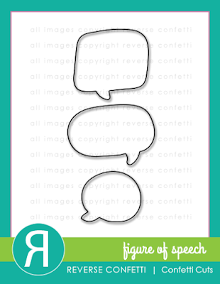figure of speech confetti cuts