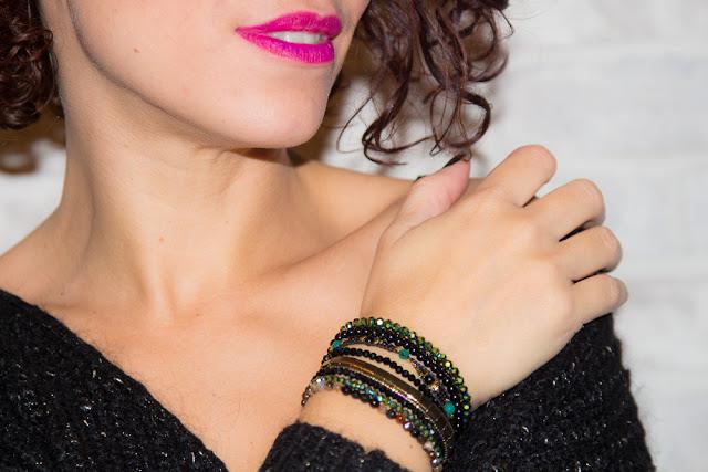 hipanema - bracelet - bresilien