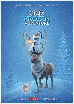 baixar capa Olaf: Em Uma Nova Aventura Congelante de Frozen   Dublado
