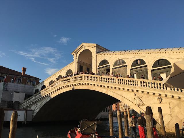 ponte di rialto- venice, italy