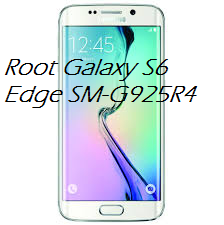 Root Galaxy S6 Edge SM-G925R4
