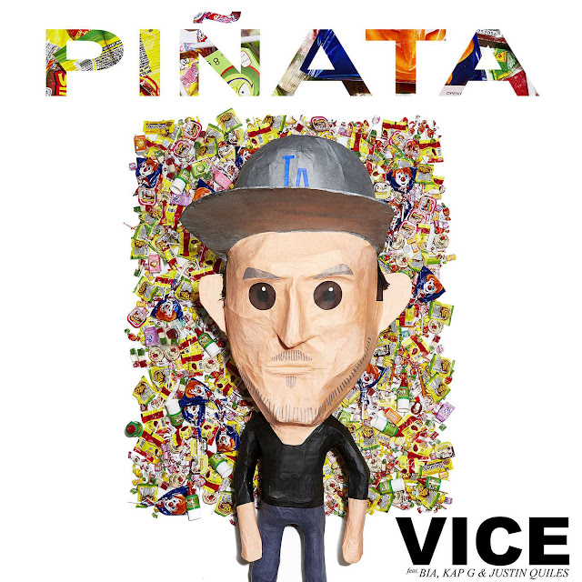 iLoveiTunesMusic.net 1400x1400%2B%252819%2529 Vice - Piñata (feat. BIA, Kap G & Justin Quiles) - Single Bia Dance/Electronic Exclusive Justin Quiles Kap G New Music Single Vice