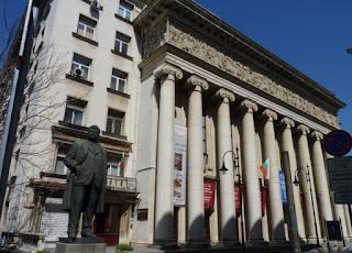 Opera Nacional de Bulgaria, Sofía.