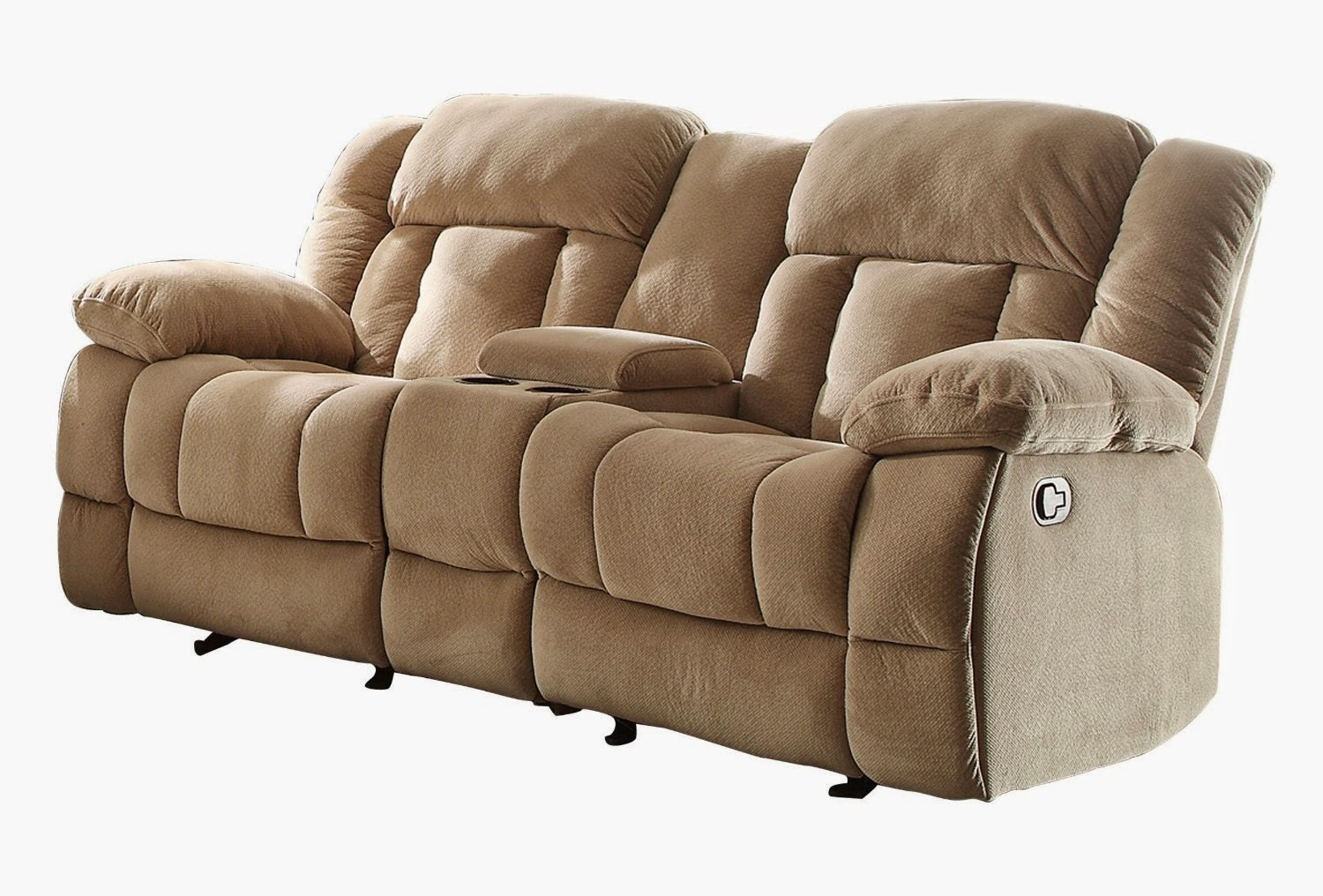 Where is the best place to buy recliner sofa 2 seat reclining sofa microfiber Loveseats with console