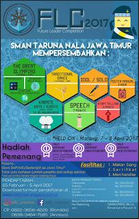 Future Leader Competition 2017 tingkat SMP se-Jawa Timur