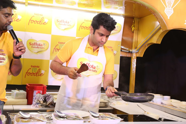 Saffola Masala Oats Food Truck Brings Surprisingly Tasty Twist to Hyderabadi Iftaaris