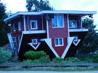 verrücktes Haus