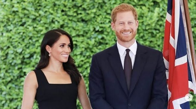 Principe Harry e Meghan Markle: esperienza da paura con fulmine in volo