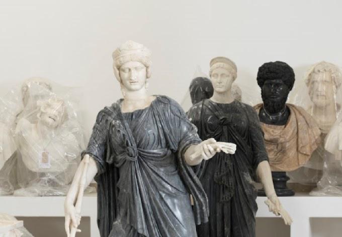 Εξαιρετική ιδιωτική  συλλογή αρχαιοτήτων για πρώτη φορά στο κοινό