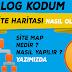 Blogger Site Haritası Nedir ?