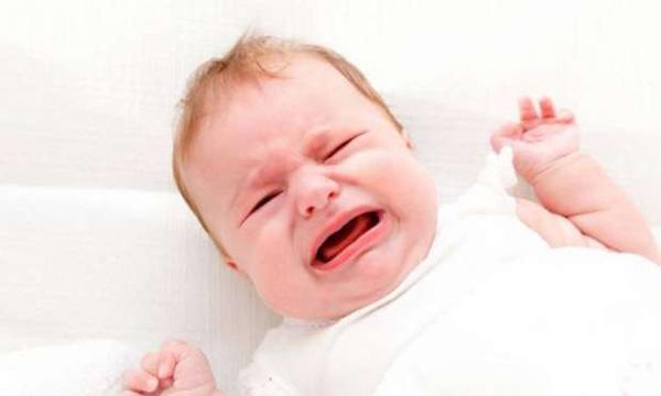 Bebeklerin Ağlama Nedeni: İyi Hissetmemek