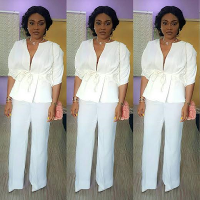Popular actress Mercy Aigbe Gentry & her daughter, Michelle step in swag