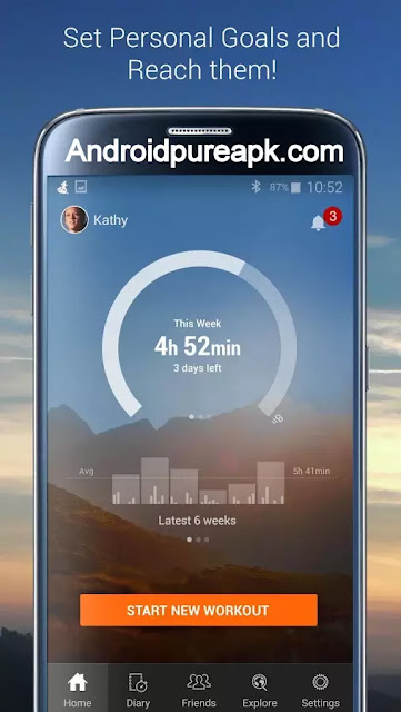 Sports Tracker Premium Apk