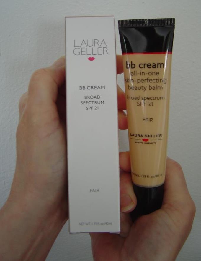 Laura Geller BB Cream Beauty Balm Broad Spectrum SPF 21 (Fair)
