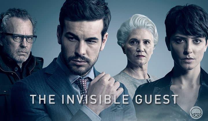 The Invisible Guest - หนังสืบสวนสัญชาติสเปน กับตอนจบสุดเท่ที่ทั้งเงิบและเหวอ