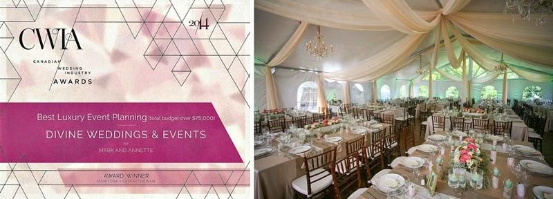 Divine Weddings - Winnipeg Wedding and Event Planner