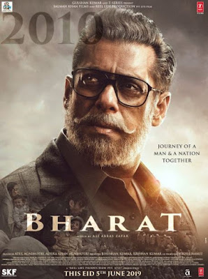 Bharat Poster, Bharat Movie First Look, Poster