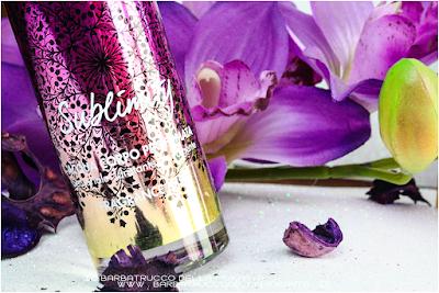 Parfume sublimity Tns Cosmetics Acqua profumata