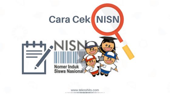 Cara Cek NISN