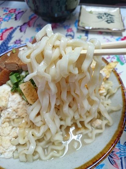 照喜名製麺の麺の写真