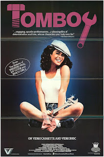 Tomboy 1985 movie poster Betsy Russell