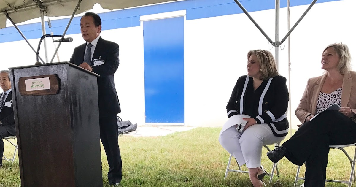 Toyota Frankfort Ky >> Midway Messenger: Top officials of Japanese firm speak at ...