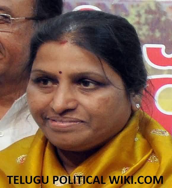 Kavali Prathibha Bharathi