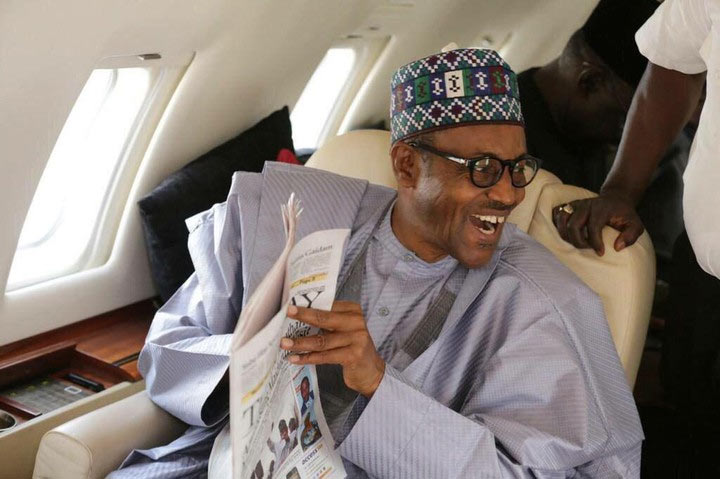 Buhari budgets 23 million naira for newspapers in 2017 Budget