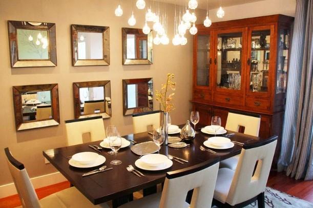 Cara Mudah Memilih Lampu Gantung Untuk Ruang Makan Minimalis 4
