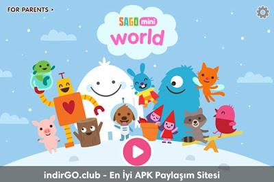 Sago Mini Dünyası mod APK