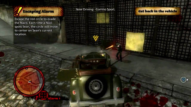 The Saboteur screenshot 1