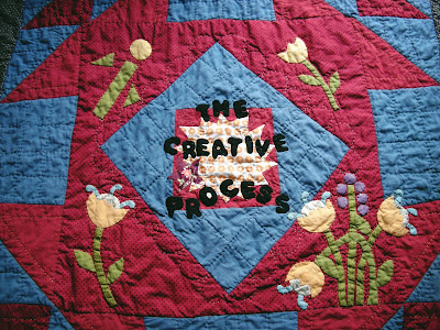 The Journey of Creative Process and A Reminder for Final Quilty 365 Linkup!