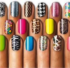 diseños de uñas de todos COlores como en Pinterest, Facebook, Instagram para descargar
