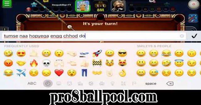 8-Ball Pool Luck Level 99999999999999999999%