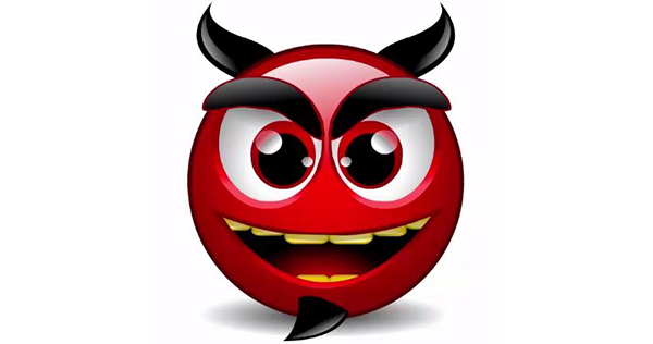 Devil Animated Emoticon | Symbols & Emoticons