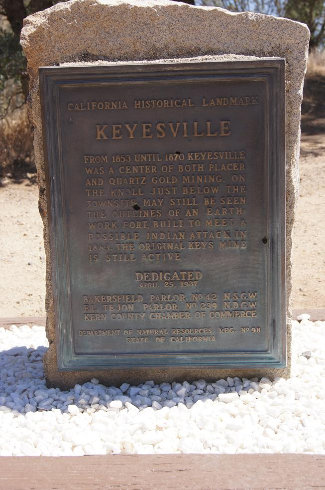 Mimi's Suitcase: Kern River Ghost Towns