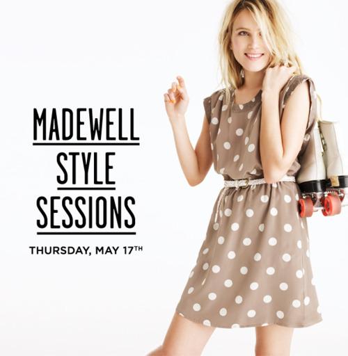 Madewell Soho Style Session May 17
